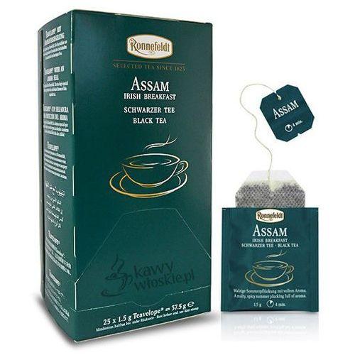 Czarna herbata Ronnefeldt Teavelope Assam 25x1,5g