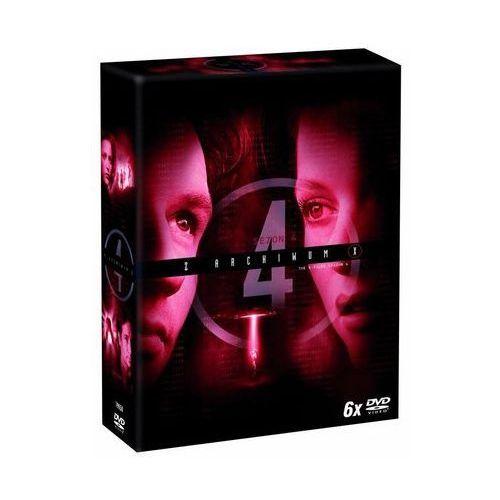 Z archiwum X - sezon 4 (DVD) - Bob Bowman, Rob Bowman, James Charleston. DARMOWA DOSTAWA DO KIOSKU RUCHU OD 24,99ZŁ