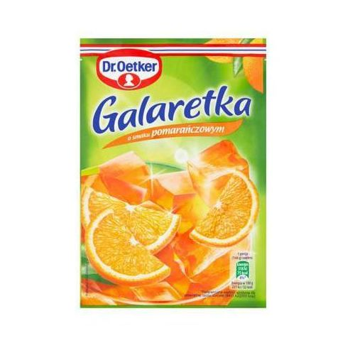 Dr oetker 75g galaretka pomarańczowa marki Dr. oetker