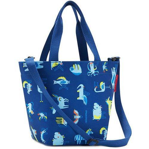 fe43ced63d42f Reisenthel Torba na zakupy dla dzieci shopper xs kids abc niebieska  (rik4066) (4012013709760) 59