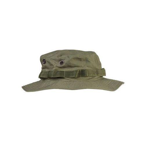 kapelusz Helikon Boonie Hat Cotton ripstop olive green (KA-BON-CR-02), kolor zielony