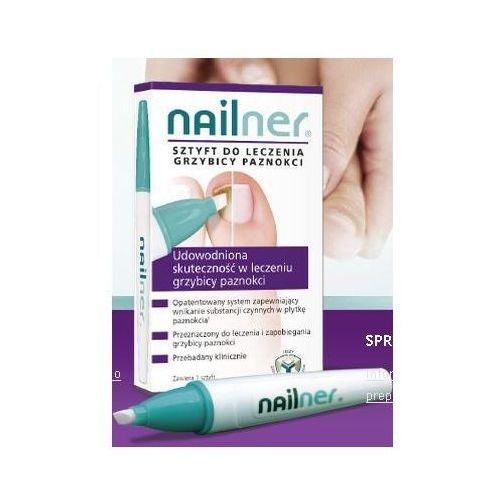 Nailner sztyft przeciwko grzybicy paznokci - 4 ml wyprodukowany przez Youmedical