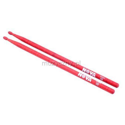 Vic Firth Nova 5B Red pałki perkusyjne
