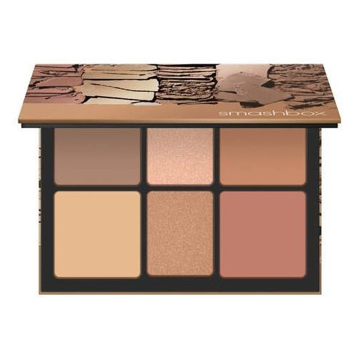 The cali contour palette - paleta do konturowania marki Smashbox