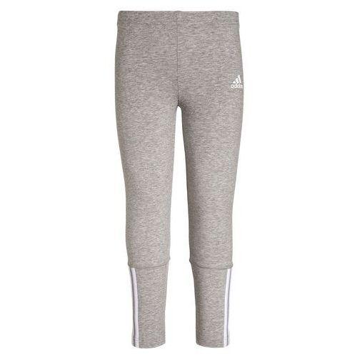 adidas Performance ESSENTIALS Legginsy medium grey heather - sprawdź w Zalando.pl