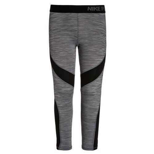 Nike Performance PRO HYPERWARM Legginsy dark grey heather/black, towar z kategorii: Legginsy dla dzieci