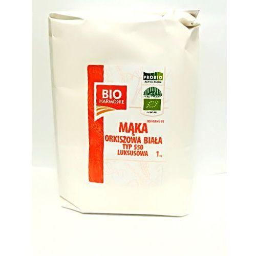 Bioharmonie Mąka orkiszowa biała bio typ 550 1kg