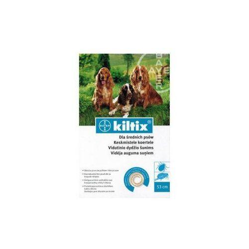 BAYER KILTIX Obroża 53cm dla średnich psów (pielęgnacja psów)