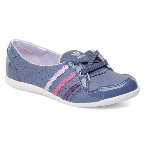 promocje - 40% Baleriny Adidas Originals Forum slipper Dziecięce Fioletowe ze sklepu Sarenza