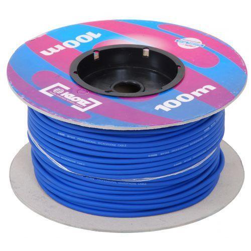 my206 kabel mikrofonowy, niebieski marki Klotz