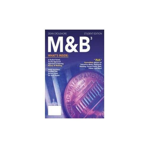 M&B3 (with CourseMate, 1 term (6 months) Printed Access Card)