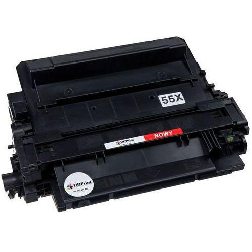 Toner HP 55X CE255X Nowy Zamiennik do HP LaserJet P3015 P3015d P3015dn M521 M525 DD-Print