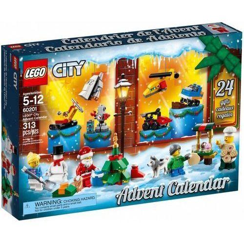 Klocki City Kalendarz adwentowy