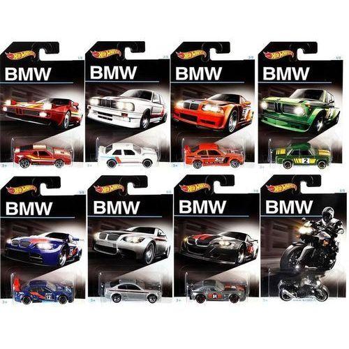 Zabawka HOT WHEELS BMW samochód/motocykl