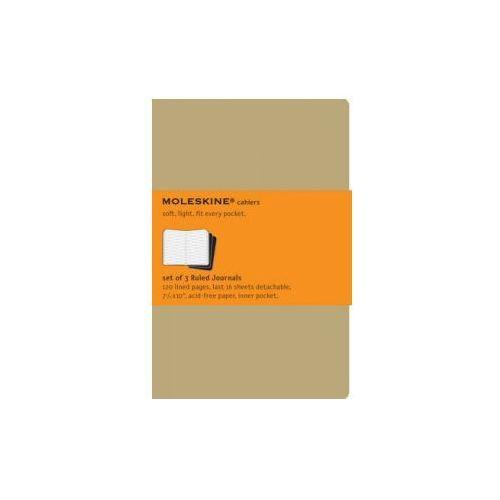 Moleskine Ruled Cahier XL
