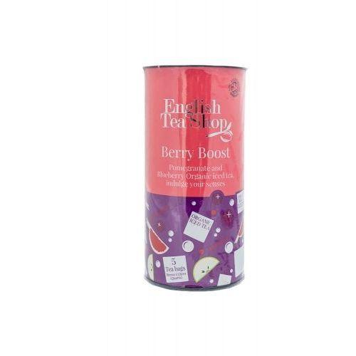 ETS Berry Boost Herbata mrożona 5 saszetek