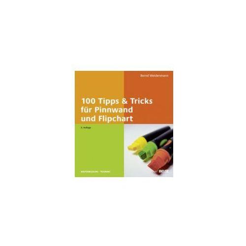 100 Tipps & Tricks für Pinnwand und Flipchart (9783407365682)