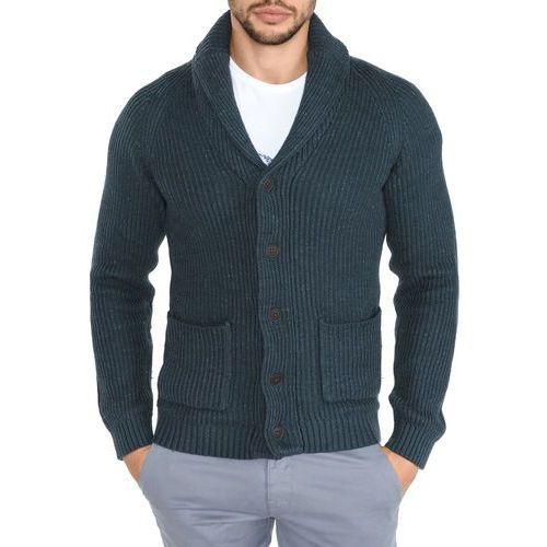 c8fcfeb4eb809 ... Sweter Niebieski XL, 1 rozmiar 129,95 zł Materiał: 100% bawełna fason: regular  fit rodzaj: z dzianiny Wzór: o nie gładziutkiej powierzchni Rękaw: długi.