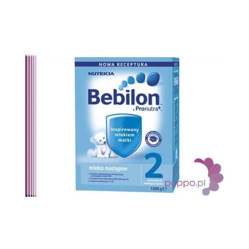 Bebilon 2 z pronutra 1200g Mleko dla niemowląt od puppo.pl
