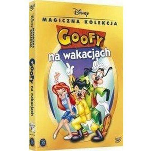 Goofy na wakacjach (dvd) marki Cd projekt