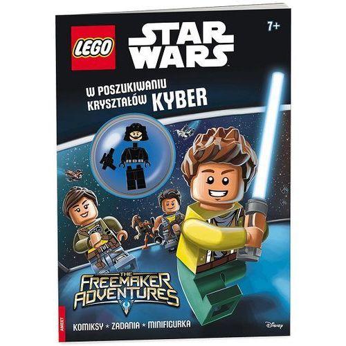 LEGO® STAR WARS™. W POSZUKIWANIU KRYSZTAŁÓW KYBER