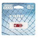 Produkt Cube 8GB USB 2.0 Czerwony