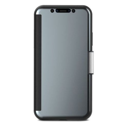 Moshi StealthCover - Etui iPhone X (Gunmetal Gray), kolor szary
