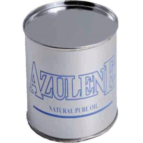 Wosk do depilacji w puszce azulenowy 800ml
