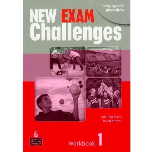 Challenges Exam New 1. Workbook (+ CD) (9788376003986)