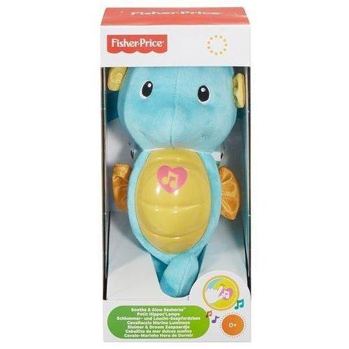 Mattel Grający konik morski niebieski