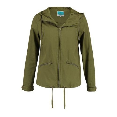TWINTIP Parka khaki z kategorii kurtki damskie