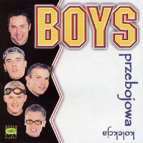 Boys - przebojowa kolekcja [cd] marki Green star music