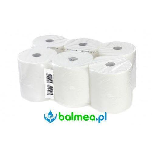 Ręczniki papierowe w roli do automatycznych podajników tork marki Balmea