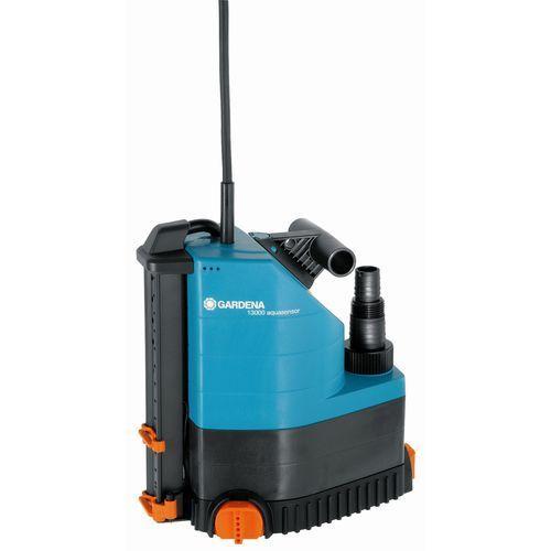 Pompa zanurzeniowa do czystej wody GARDENA 1785-20, 650 W, 0.8 bar, 13000 l/h, 8 m - sprawdź w wybranym sklepie