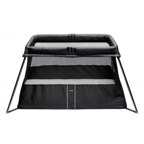 BABYBJORN - łóżko podróżne LIGHT - czarny - produkt dostępny w SCANDINAVIAN BABY