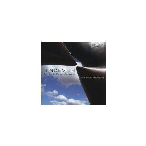 Hindemith: Complete Piano Sonatas - Wyprzedaż do 90% (5028421950853)