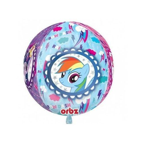 Amscan Balon foliowy my little pony - 38 x 40 cm - 1 szt.