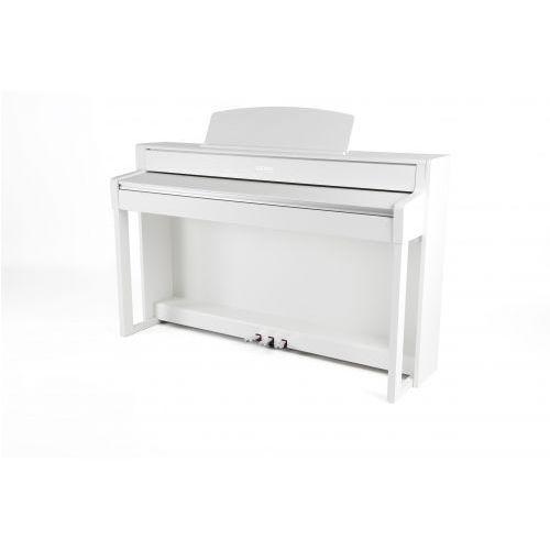120.382 up380g pianino cyfrowe, kolor biały mat marki Gewa