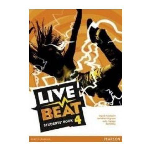 Live Beat 4 Student's Book*natychmiastowawysyłkaod3,99, praca zbiorowa