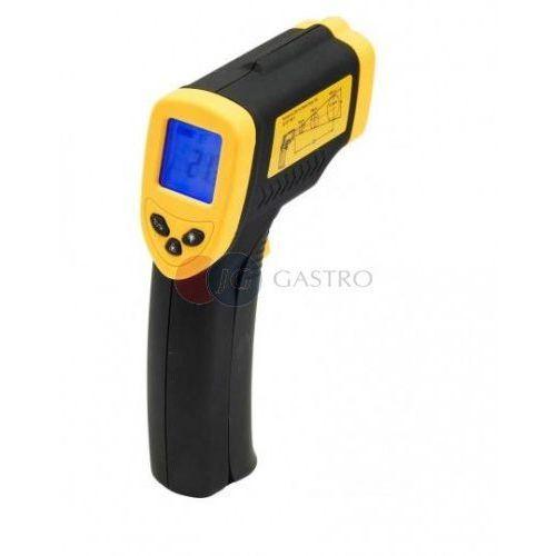 Termometr cyfrowy bezdotykowy -50°/380°C 620711