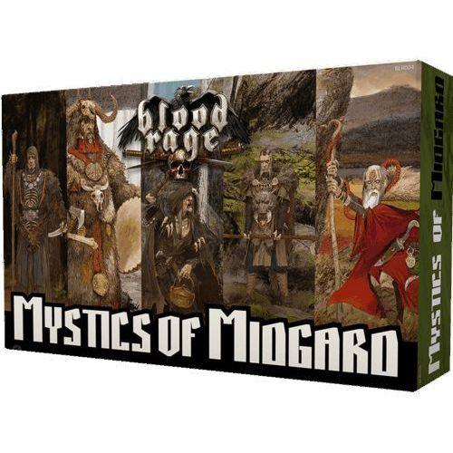 Portal games Blood rage: mistycy z midgardu portal (8435407608825)
