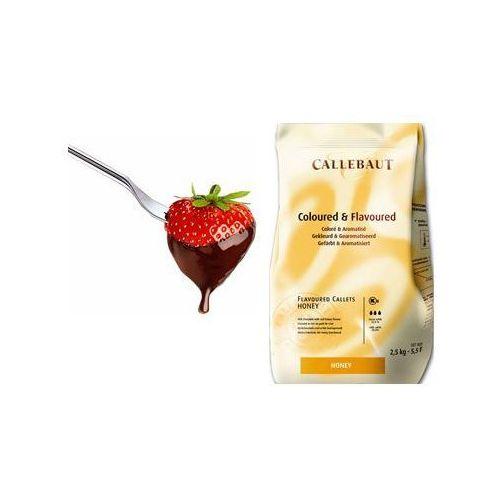 Callebaut Czekolada z miodem do fondue oraz fontann | 2,5 kg