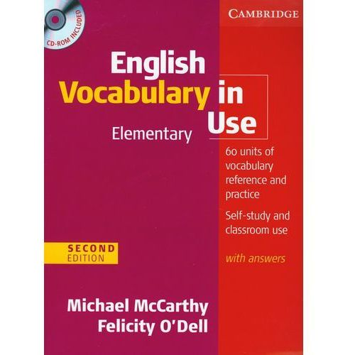 English Vocabulary In Use + Cd (176 str.)