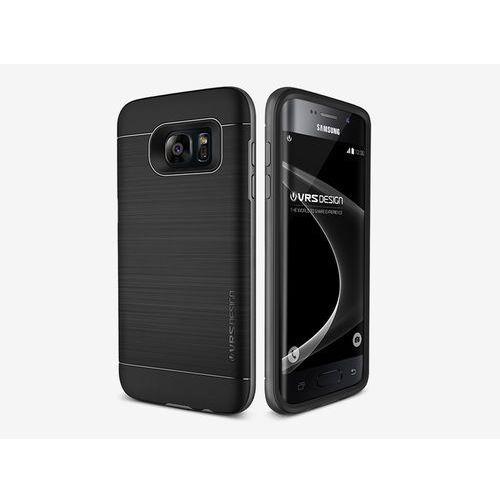 Verus - Samsung Galaxy S7 Edge - etui na telefon - Verus High Pro Shield Stalowy z kategorii Futerały i pokrowce do telefonów