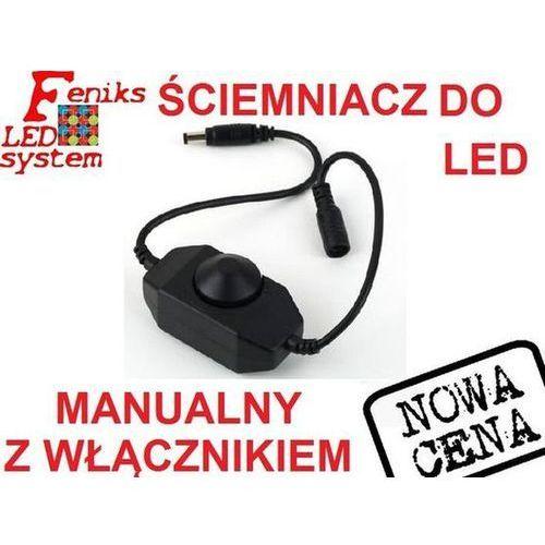 Kontroler natężenia jasności - ściemniacz led marki Feniks