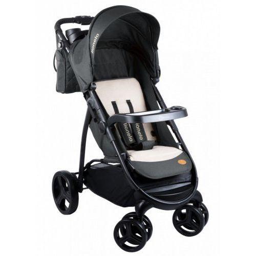 wózek spacerowy elise dark grey - darmowa dostawa!!! marki Lionelo