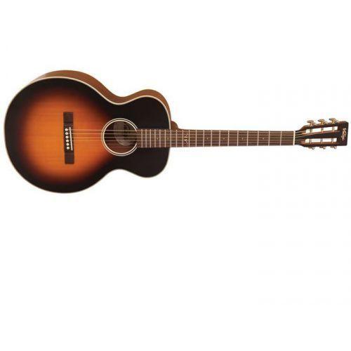 ve880vb, gitara elektro-akustyczna marki Vintage