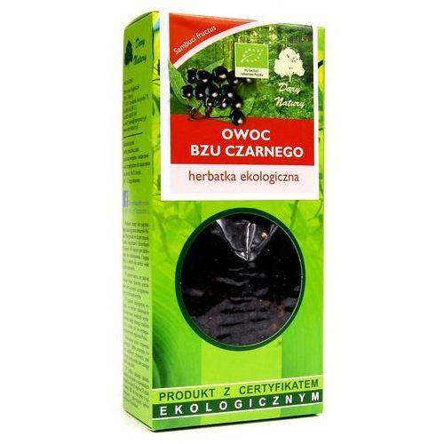 Herbata Owoc bzu czarnego 50 g EKO, 00588