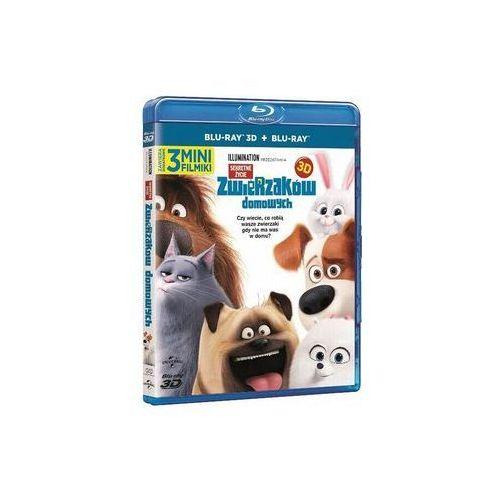Sekretne życie zwierzaków domowych 3d marki Oxfrod