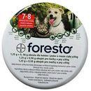 Produkt  Foresto Obroża 1,25g + 0,56g dla kotów i małych psów <8kg, marki Bayer